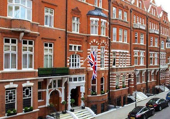 HOTEL 11 CADOGAN GARDENS LONDON